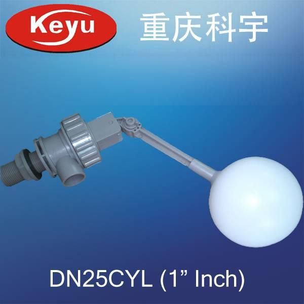 Keyu DN25CYL Floating Type Ball Valve