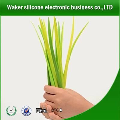 Silicone grass ballpoint pen