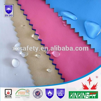 T/C65/35 water and oil resistant fabric