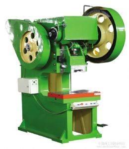 J23 Sheet Metal Punching Machine