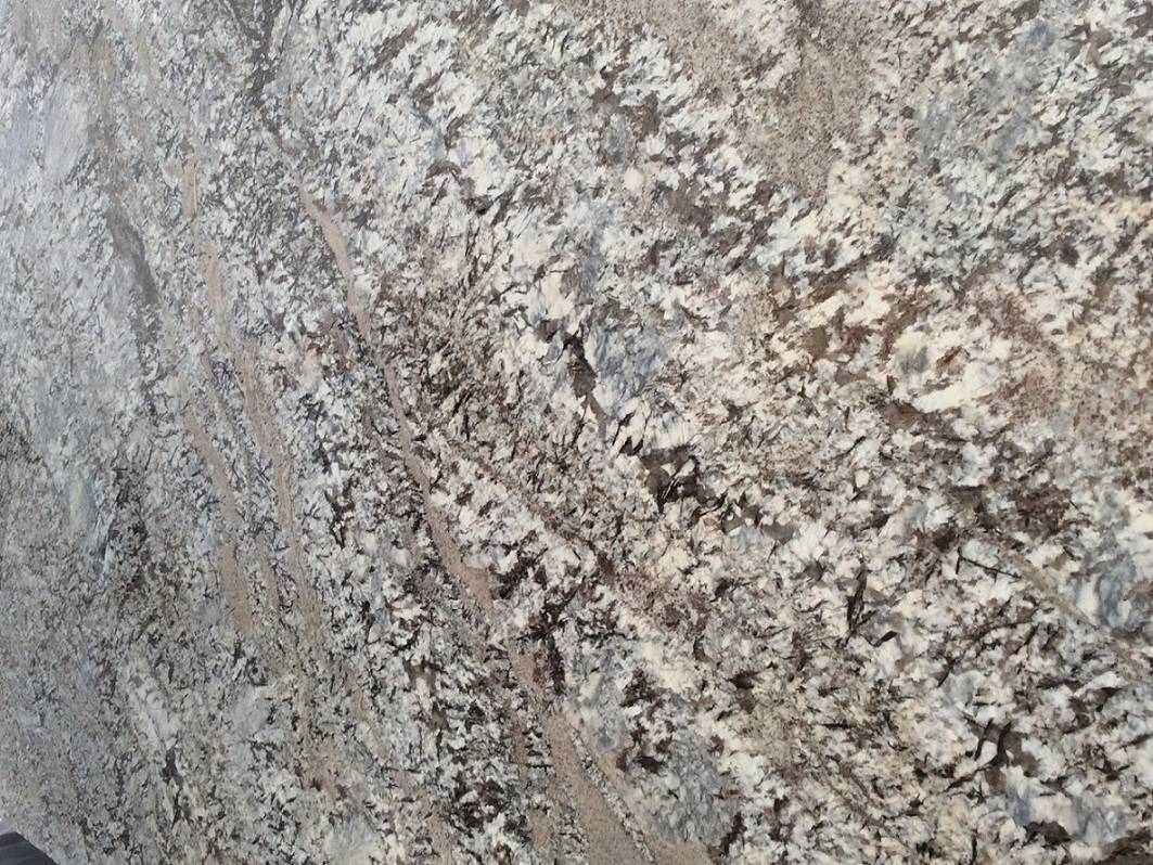 NEW AZUL ARAN - GRANITE - BRAZIL - SLABS