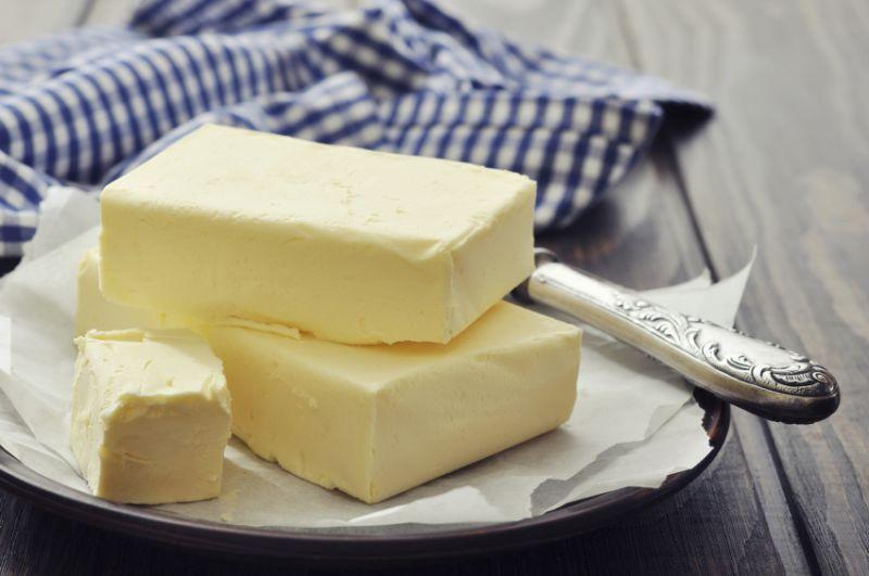 Unsalted Sweet Butter 82%