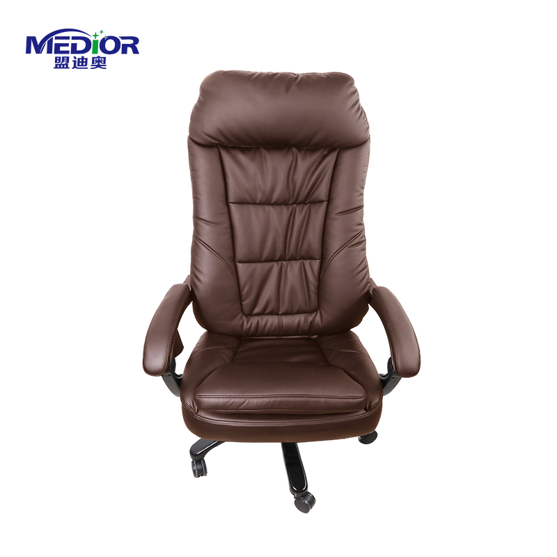 Real kneading massage office chair Ergonomic Computer Clerk Office Chair Adjustable Waist Chair For