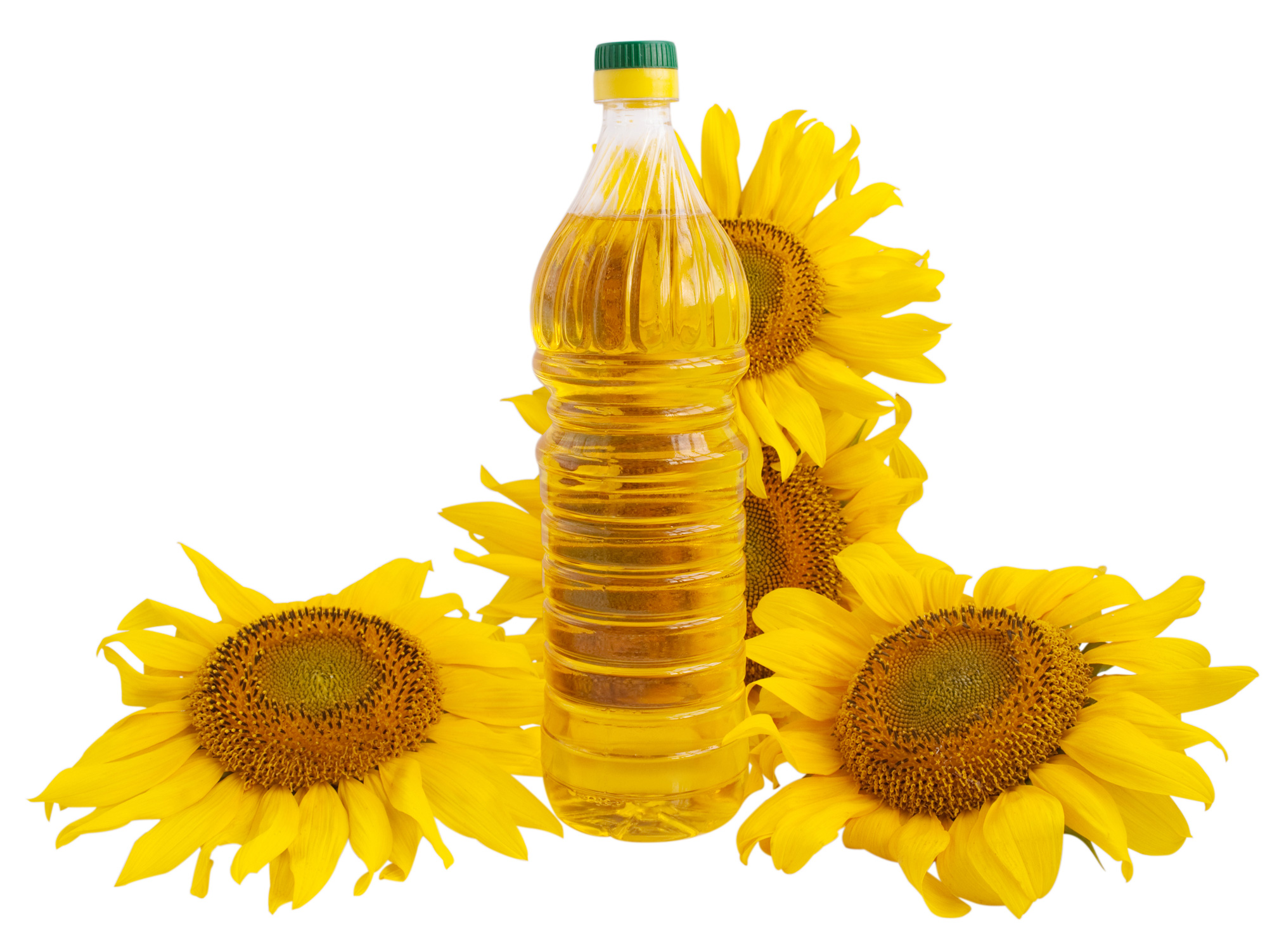 REFINED SUNFLOWER OIL, WINTERIZED SUNFLOWER OIL, ODORLESS SUNFLOWER OIL, REFINED CRUDE SUNFLOWER OIL