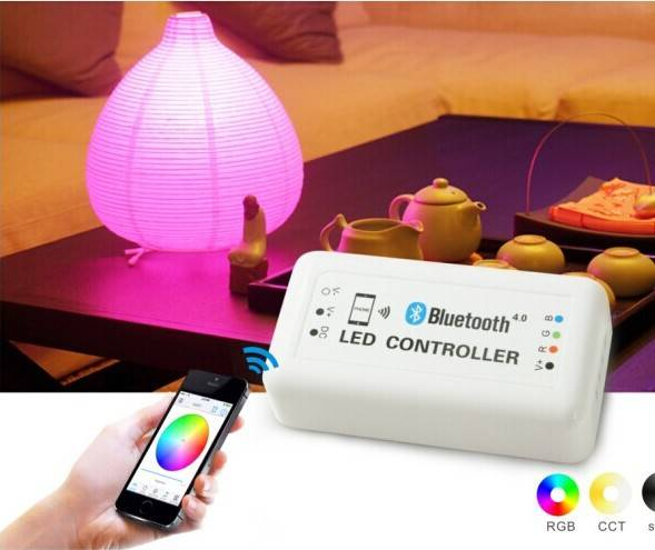 bluetooth rgb controller led smart accessory