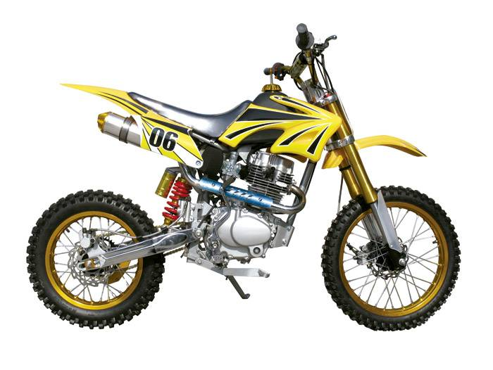 250CC dirt bike/pit bike  kick start