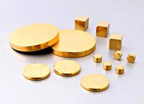 Made in China Customized Shapes Nickel Permanent NdFeB Magnet for Industry