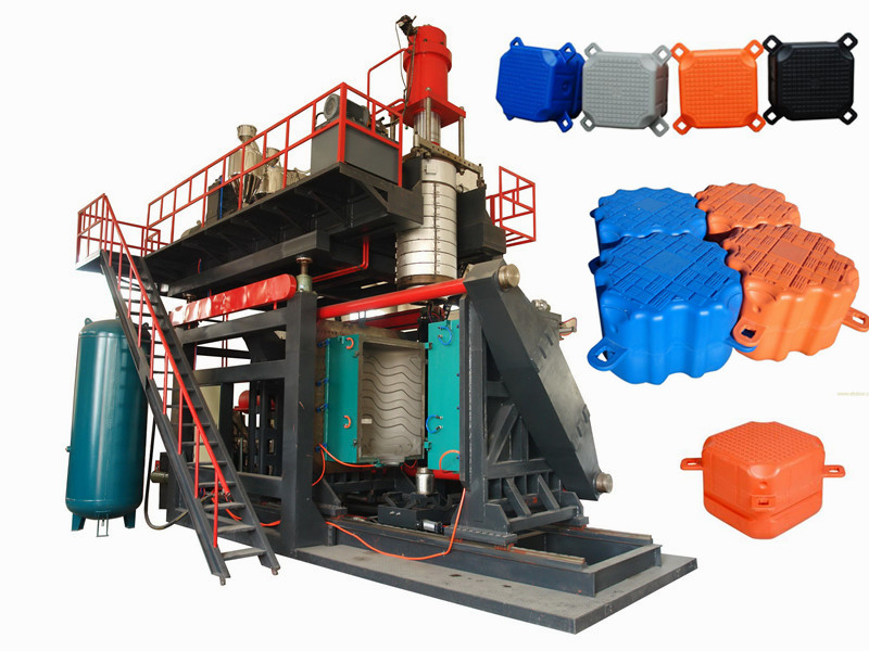 float water tank blowing machinery