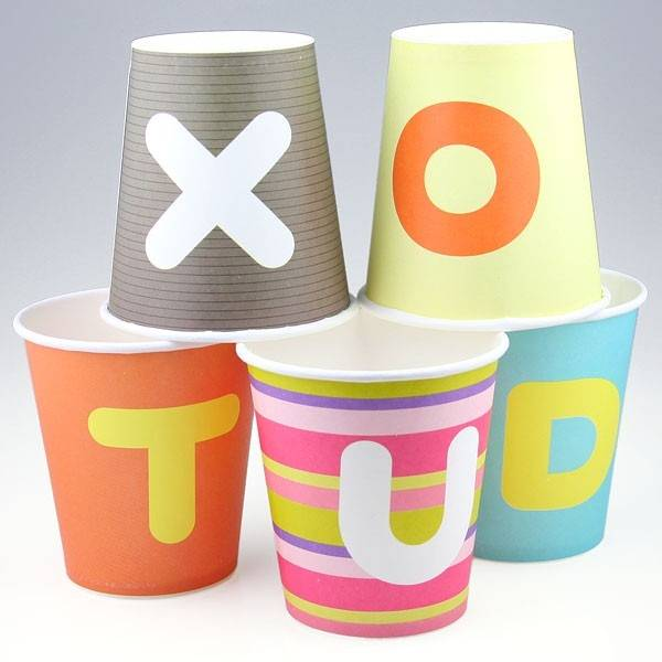 DISPOSABLE PAPER CUP & PAPER BOWL