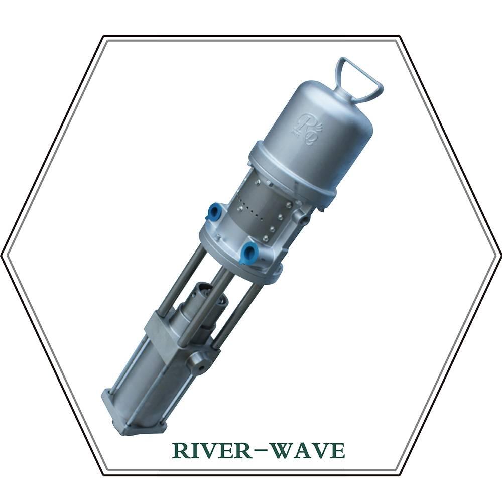 RV plunger pump