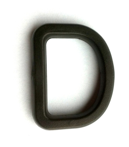 D ring made by plastic hard