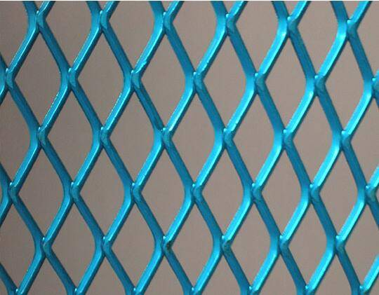 high quality expanded metal for security mesh door(10 years manufacturer)