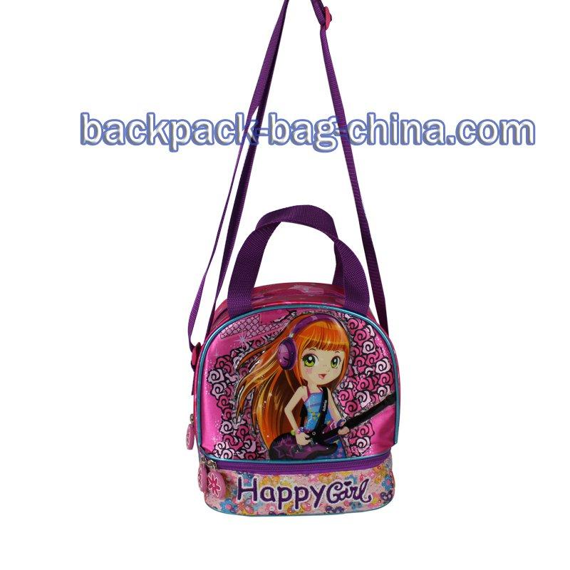 Joyful School Kids Lunch Bag