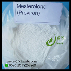 High Purity Oral Anabolic Steroid Mesterolone / Proviron 1424-00-6