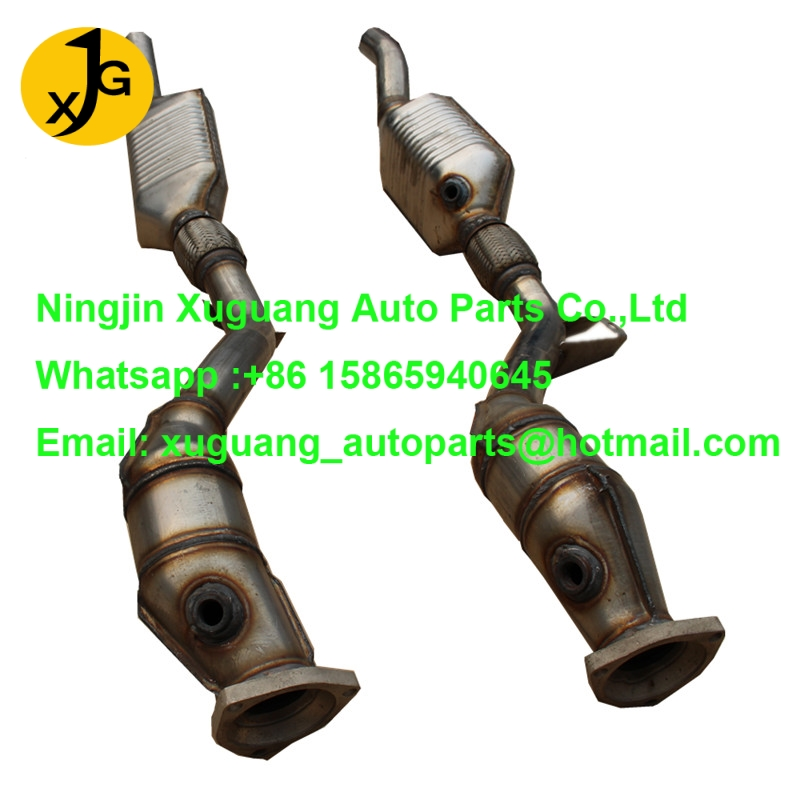 Audi A6 2.8l catalytic converter