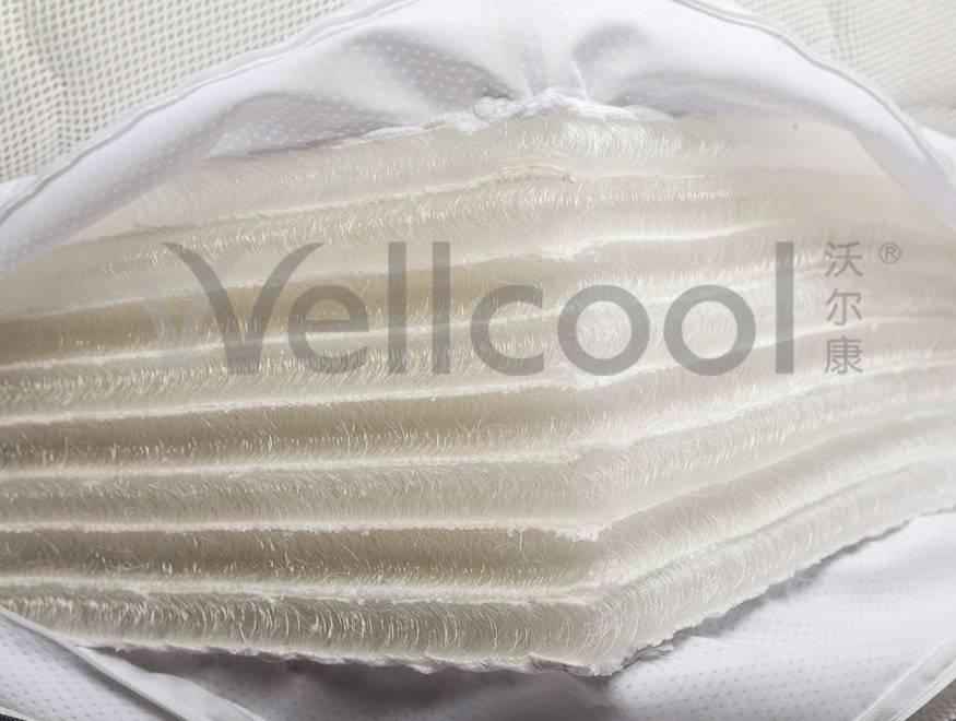 healthy and clean 3d mesh cushion with qop qualitiy