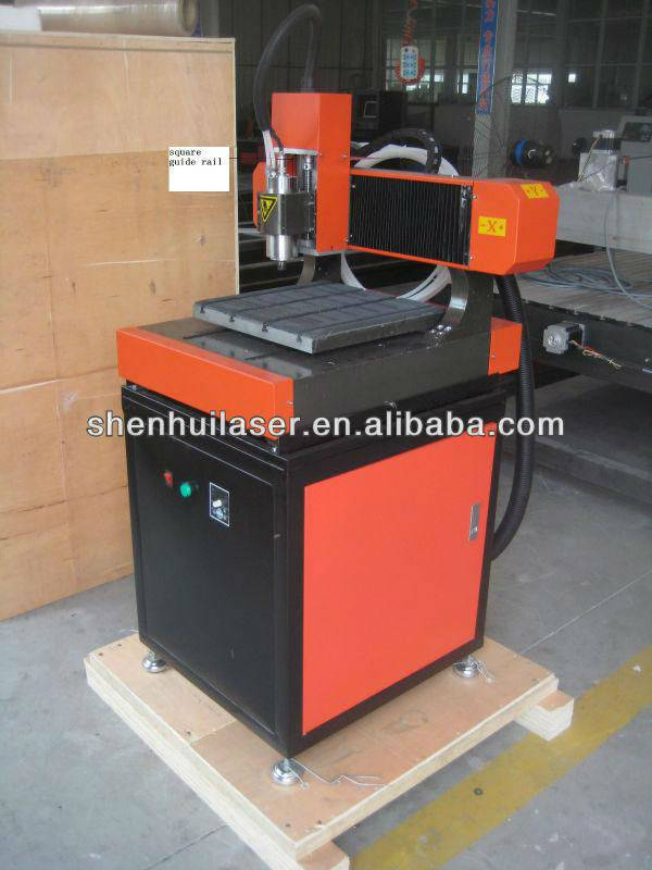 Mini CNC router Machine For Wood MDF soft-metal