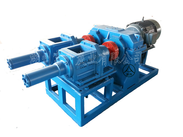 ZhiJiang HuanQing screw briquette machine Can produce 300 tons of machine-made charcoal per day