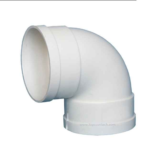 customized design plastic pvc pipe fitting injection mould manufacturing plastic tube fitting moldin