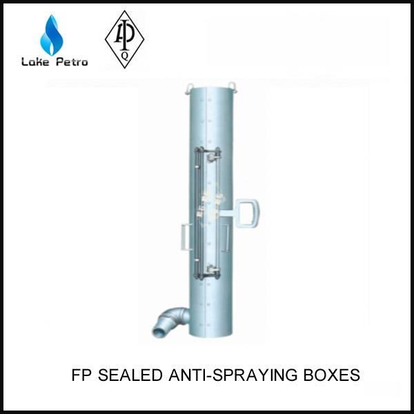 Good price FP sealed anti-spraying box in oilfield