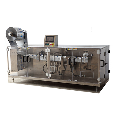 Pouch packing machine Food grade gel packing machine