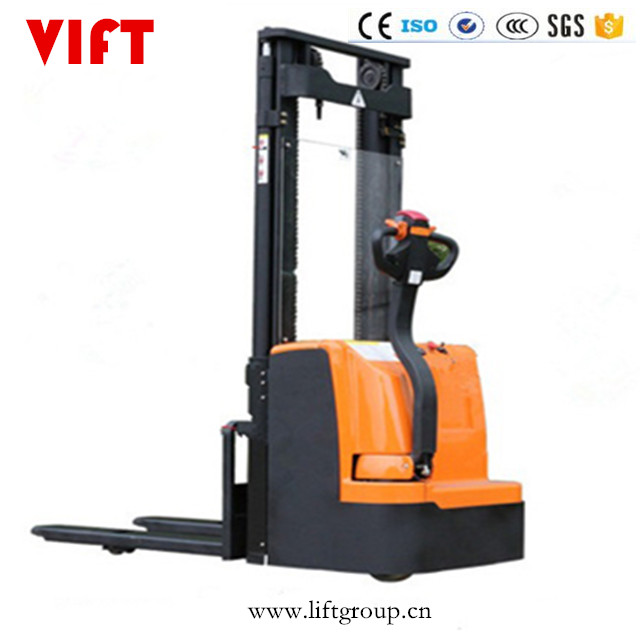 Reliable Quality Electric Stacker 1000kg 1500kg TB10S TB15S