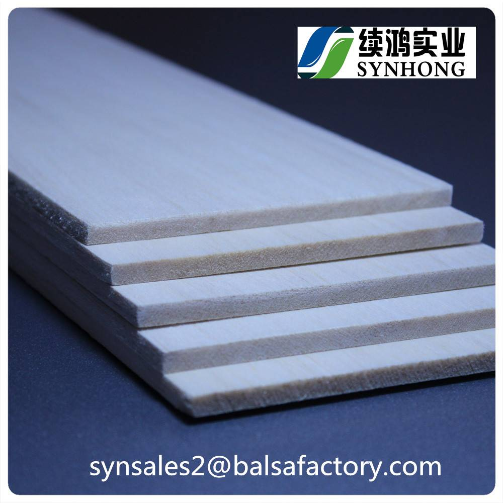 Soft Balsa Wood Sheets