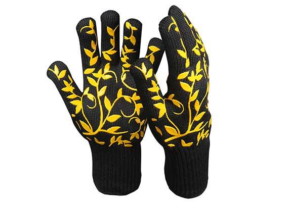 Short Cuff Heat Resistant Safety Gloves/HRG-04