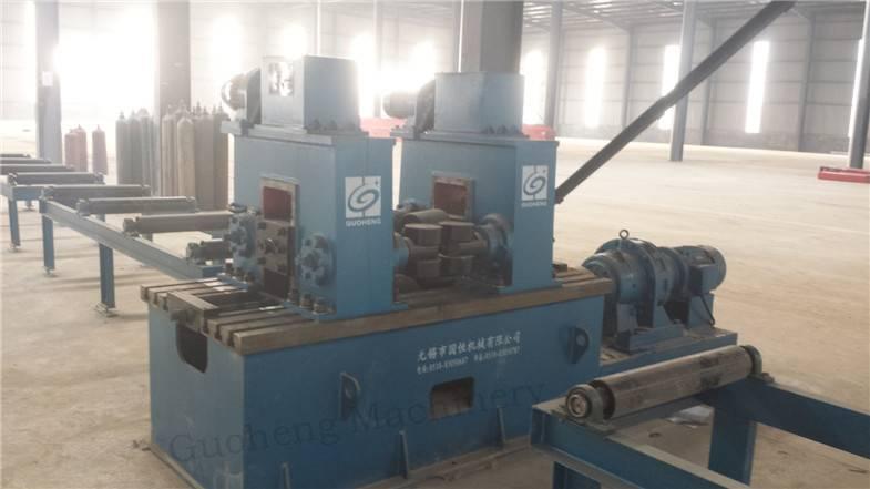 Mechanical type H-beam Flange Straightening Machine