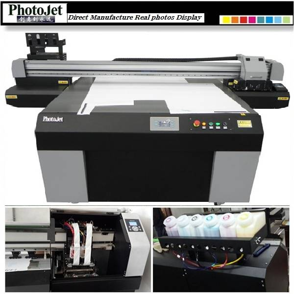 Espon print head Mult function wide format flatbed printer
