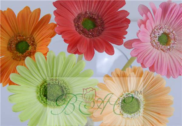 PU GERBERA SINGLE STEM