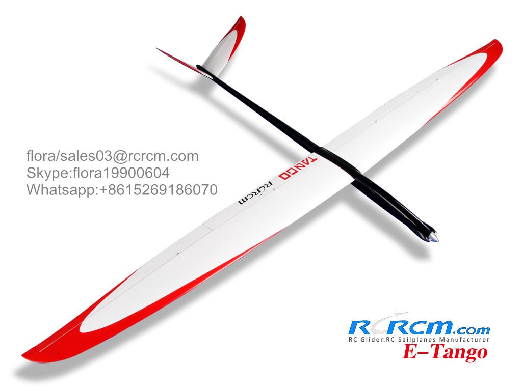 Tango F3B rc composite glider of rcrcm