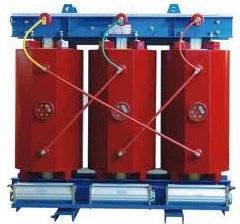 High Reliability Dry Type Transformer Cast Resin Power Transformer 20-38.5kv