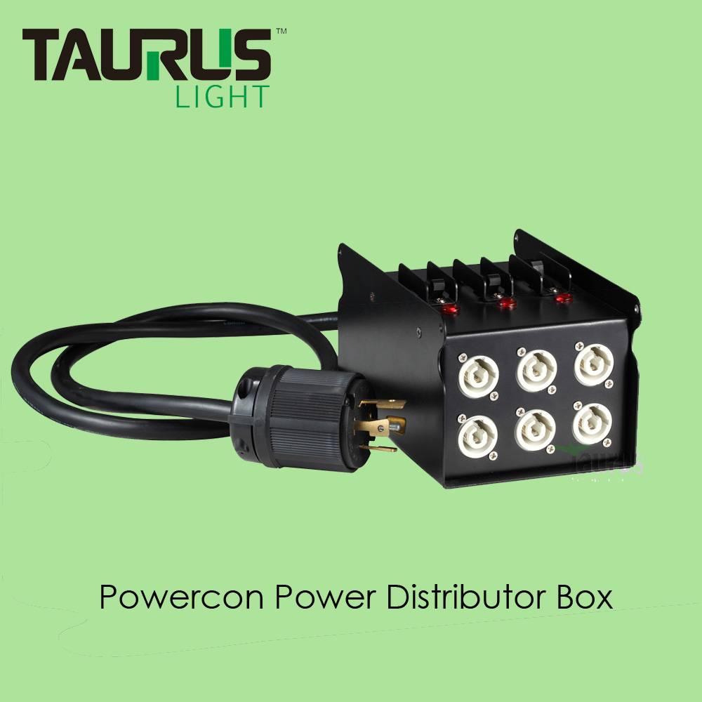 Edison Power Distribution Box cable box