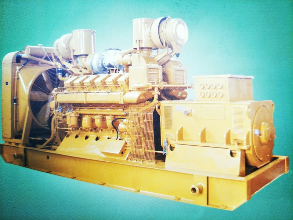 series L190 diesel generating sets