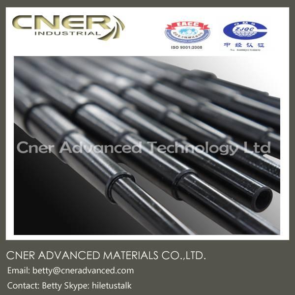 Carbon fiber telescopic tube
