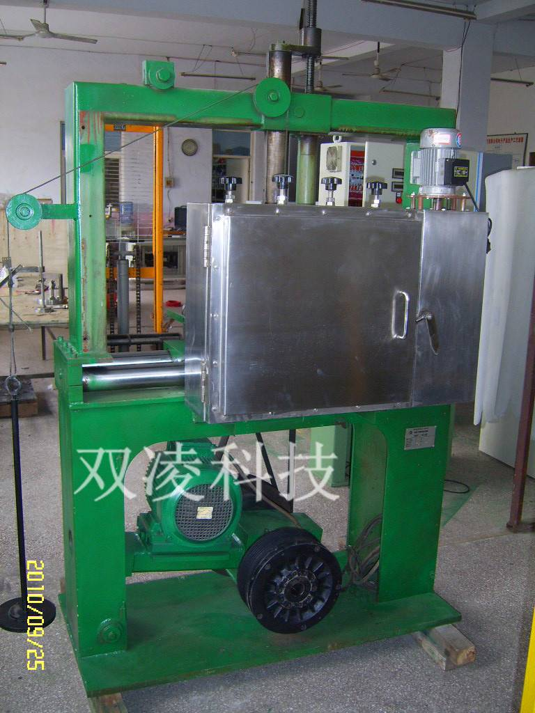 Driving belt(with torque)fatigue testing machinery