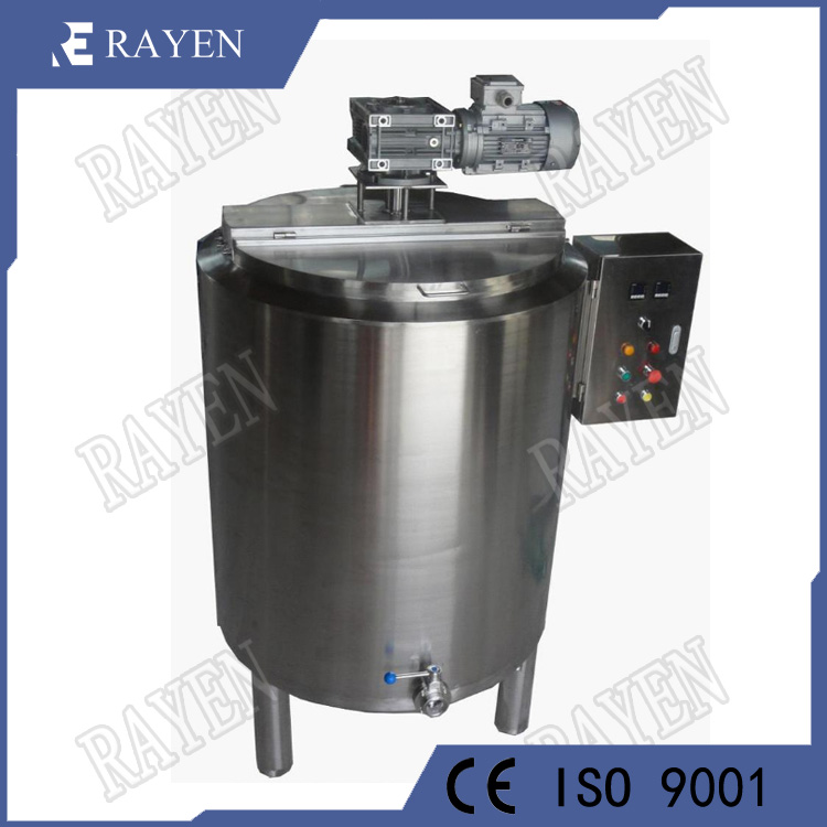SUS304 Stainless Steel Mixing Tank Chocolate Melting Machine Melting Tank