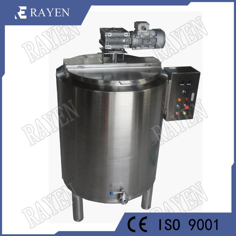 SUS304 Stainless Steel Mixing Tank Chocolate Melting Machine Melting Tank