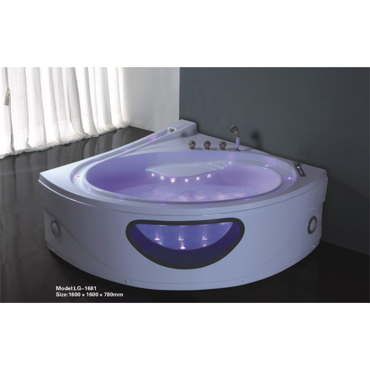 Description Specification Reviews (0) Colorful bathtub massage 0262-LG-1681 1.Color: white color
