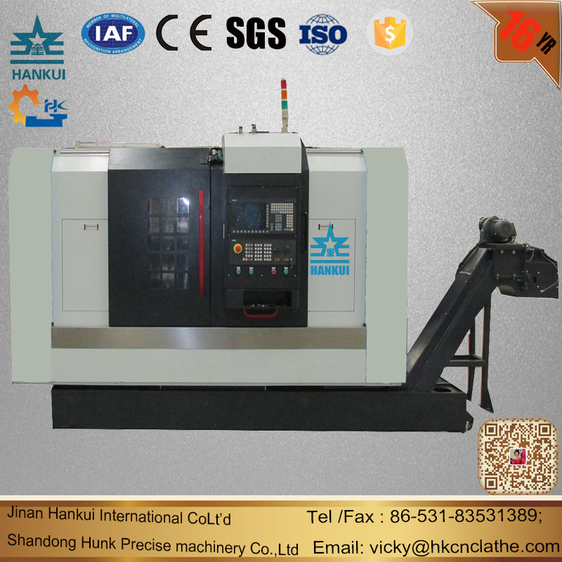 Metal processing CNC lathe machine tool for sale