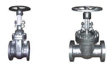 API Cast Steel Flange Gate Valve(CL600)