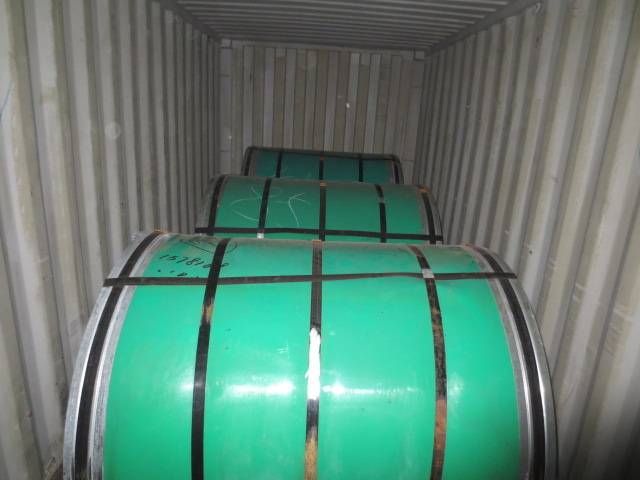 mill edge 430 Tisco Stainless Steel coil