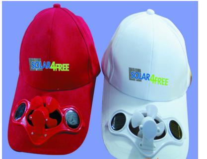 ,AA001.solar,cap,solar cap.solar charger,solar led torch.solar Solar Fan Caps