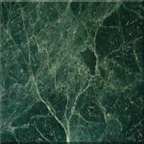 Polished Dark Green Marble Slab for Wall Decoration