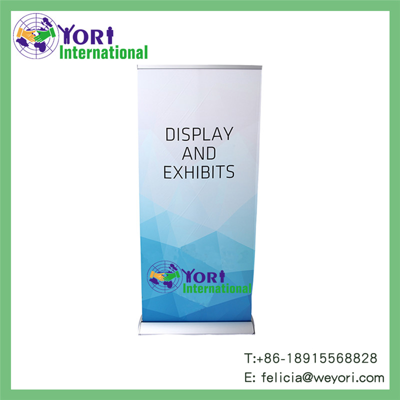 Yori factory design removable roll up banner stand