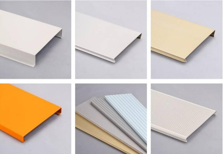 Aluminium Ceiling Tile C Strip