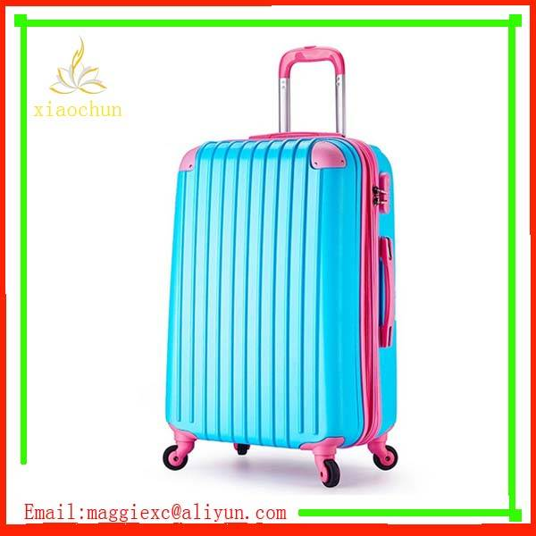 Hot Sale ABS Trolley Luggage with Corner Protective