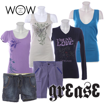 GREASE clothes for women