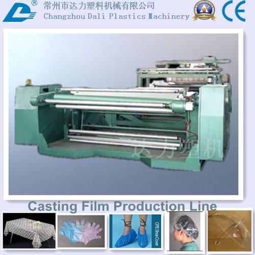 Medical gloves casting film machine(PE film castmachine)
